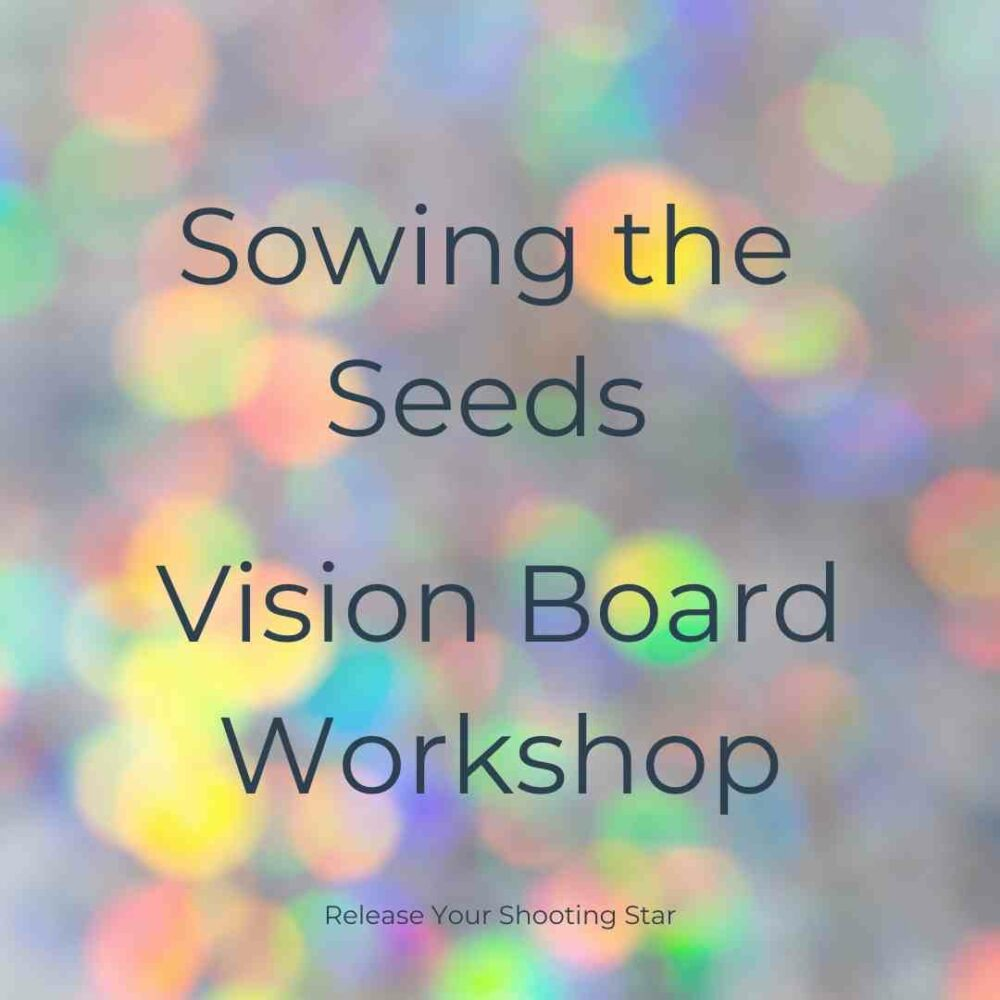 sowing the seeds workshop