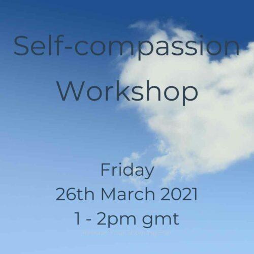 self-compassion workshop