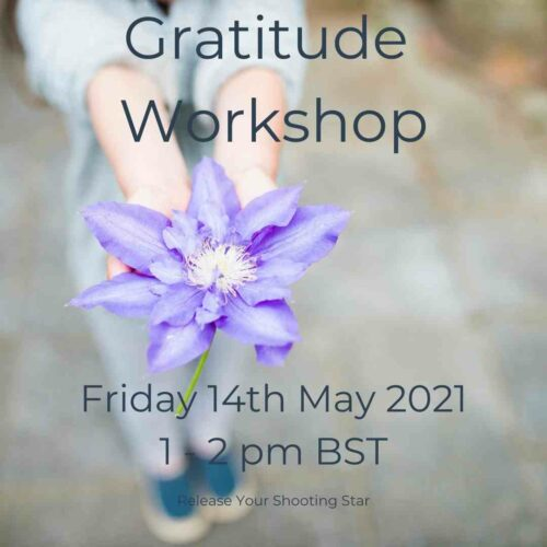 Gratitude Workshop