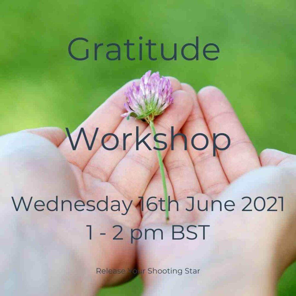 gratitude workshop
